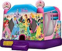 Disney Princess 3 in 1 Combo Jumping Castle
