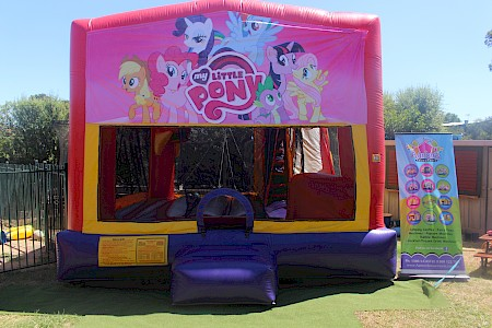 My Little Pony 3 in 1 Combo Jumping Castle