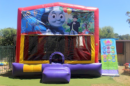 Thomas the Tank Engine Jumping Castle