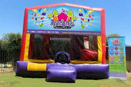 3 in 1 Combo Jumping Castle