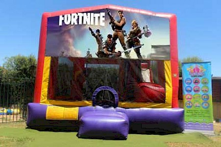 Fortnite 3 in 1 Combo Jumping Castle